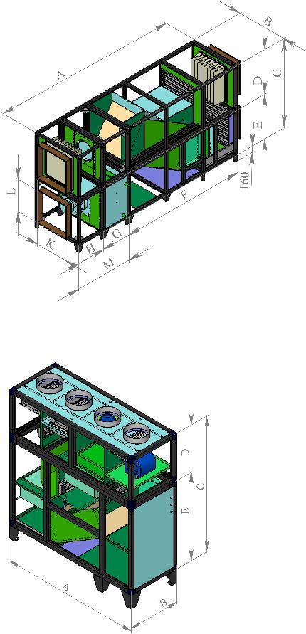 Параметрический чертеж Pool Pro