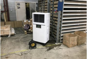 Увлажнитель воздуха для компании Слотекс фото