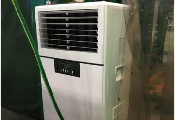 Увлажнитель воздуха для завода Солистый Пластик фото